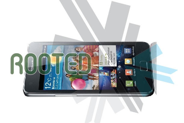 rooted galaxy s2