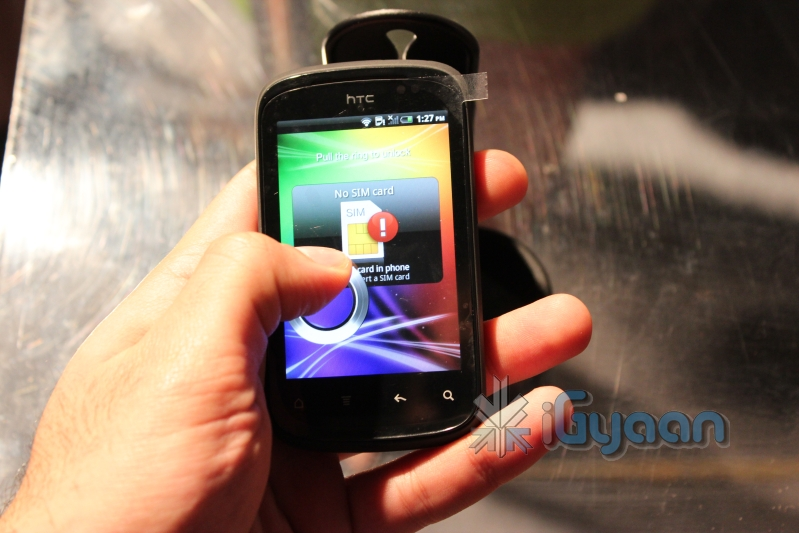 iGyaan HTC EXPLORER HANDS ON 7