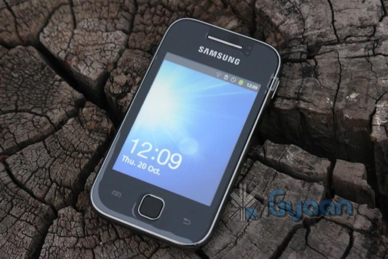 iGyaan Samsung Galaxy Y 6