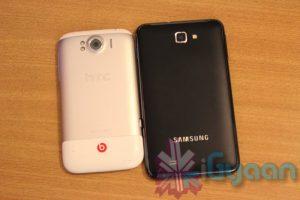 HTC Sensation xl 1