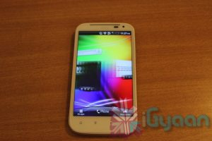 HTC Sensation xl 6