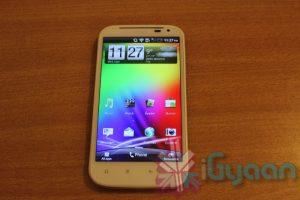 HTC Sensation xl 7