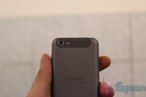 HTC One V hands on 0
