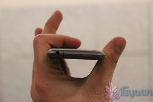 HTC One V hands on 1