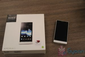Sony Xperia S Unboxing 0