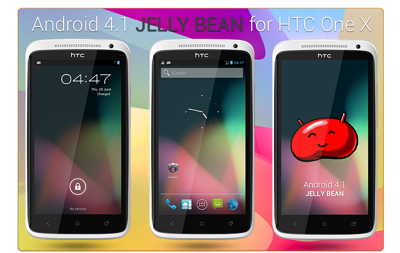 Unofficial Jelly Bean 4 2 1 Available For Htc One S And Others Android 41 Jelly Bean Comes To Htc One X Unofficially