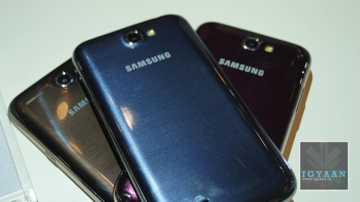 Galaxy Note 2 Colours 4
