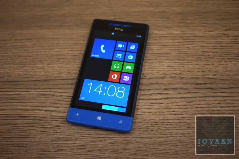 htc windows phone 8s hero