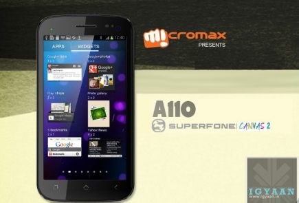 micromax a110 canvas 2 igyaan 0