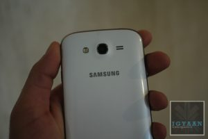 Samsung Galaxy Grand camera