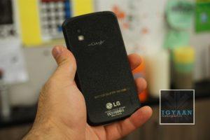 LG Google Nexus 4 India 6