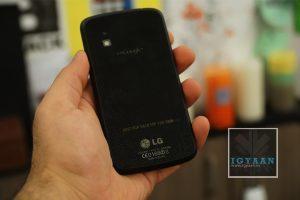 LG Google Nexus 4 India 7