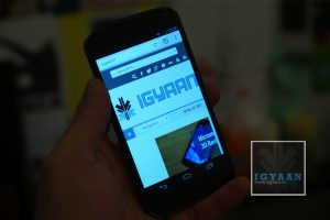 LG Google Nexus 4 India 8