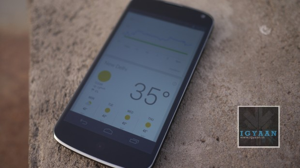LG Google Nexus 4 India Review iGyaan 46