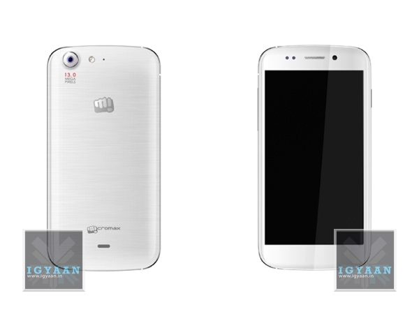 Report : Micromax Canvas 4 A210 to launch for Rs. 16,900