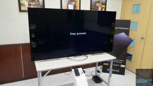 Sony 4K 32