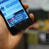 Sony Xperia Zr unboxing 7