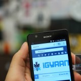 Sony Xperia Zr unboxing 8