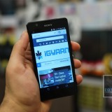 Sony Xperia Zr unboxing 9