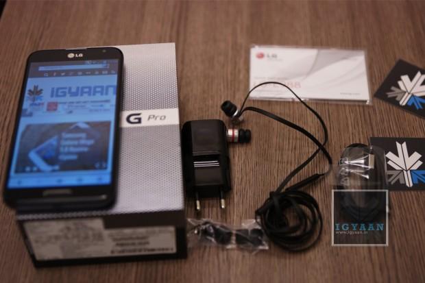 LG Optimus G Pro E988 Unboxing 6