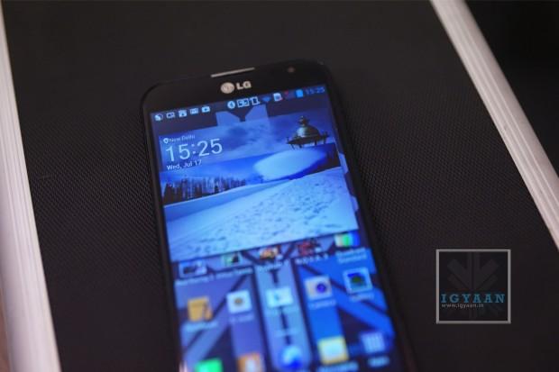 LG Optimus G pro 5