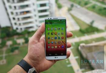 LG G2 Hands On 8