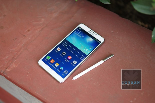 Samsung Galaxy Note 3 0