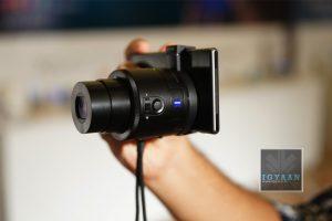 Sony Qx10 Qx100 hands on 4