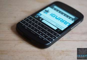 Blackberry Q10 5