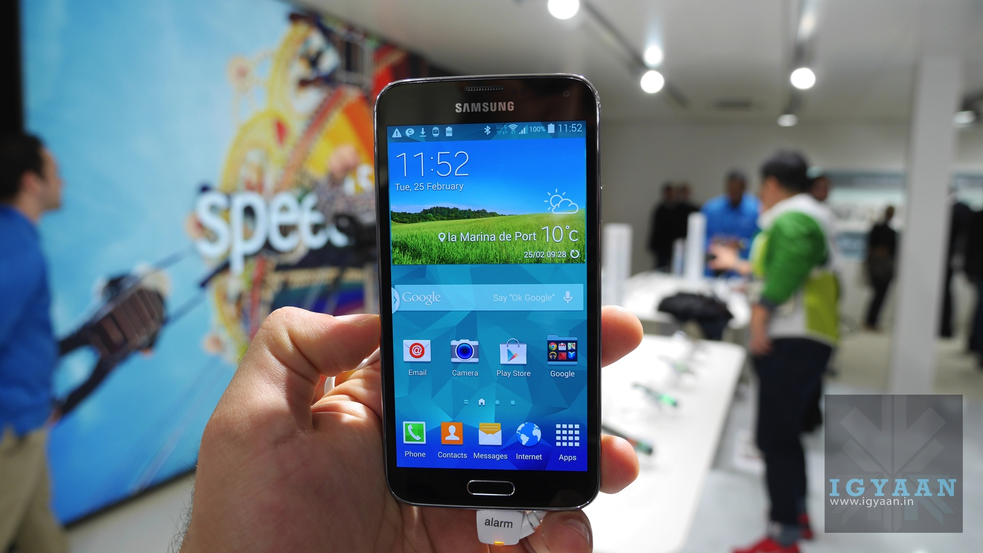 Samsung Galaxy S5 To Launch in India On 27th March