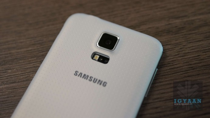 Galaxy S5 review 5