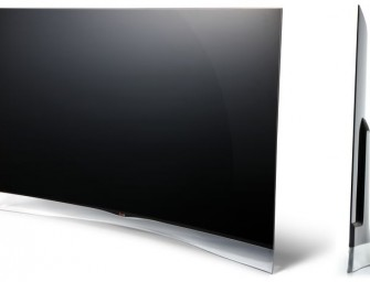 LG Curved OLED TV 55EA9800 Unboxed!