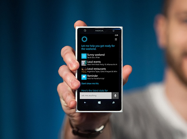 Cortana to Come to Your Desktops With Windows 9
