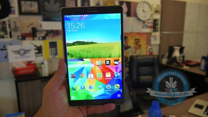 Samsung Galaxy Tab S Image 3