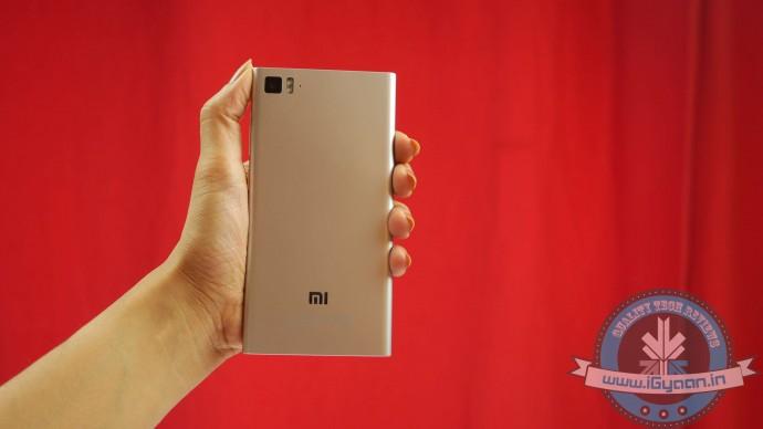 Xiaomi MI 3 India 2