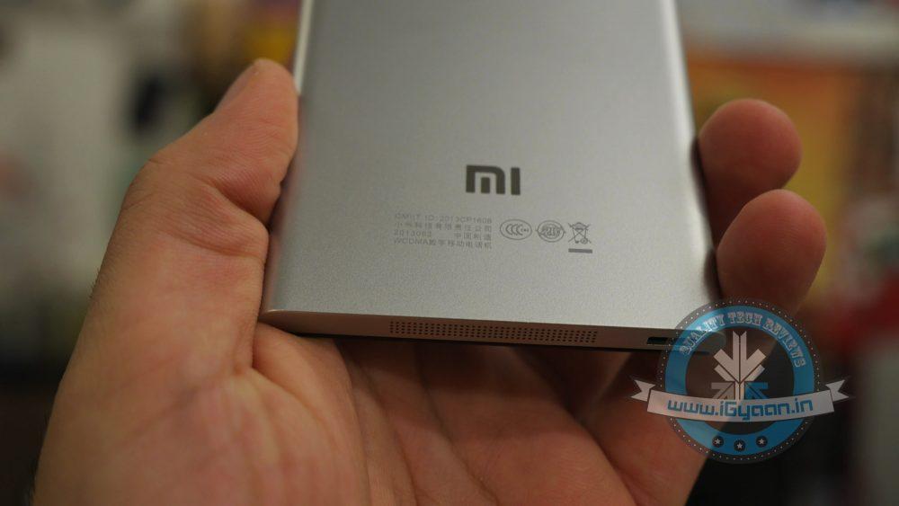Xiaomi mi3 Review 5