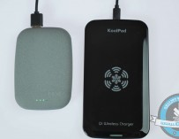 Qi Wireless Charging System Review : QiStone+ PowerBank and KoolPad