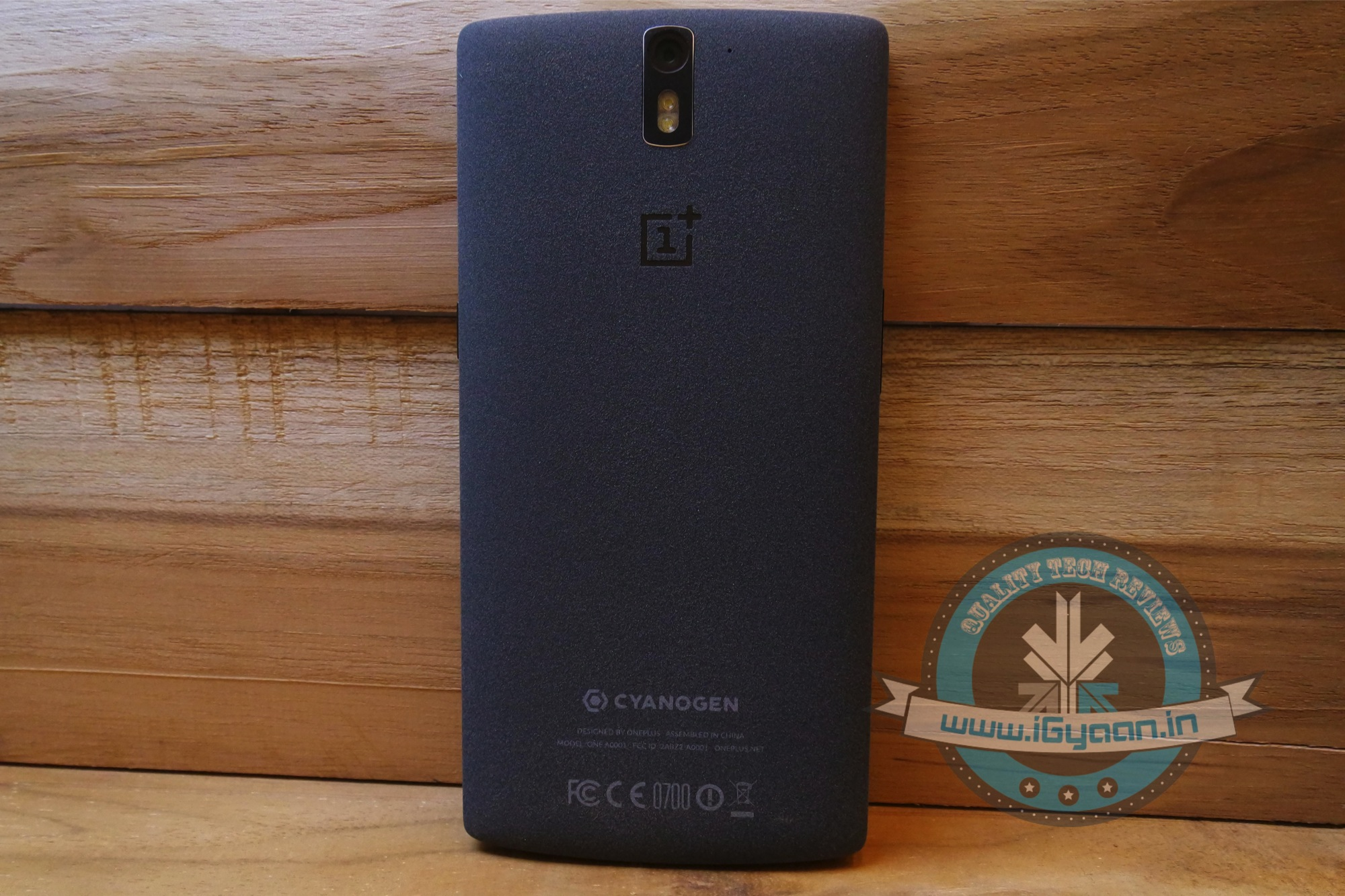 OnePlus One iGyaan 0