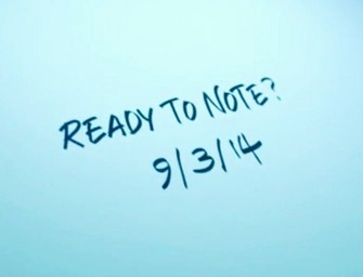 Ready to Note: Samsung Releases Note 4 Teaser