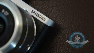 Samsung NX mini 12