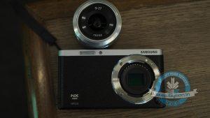 Samsung NX mini 8