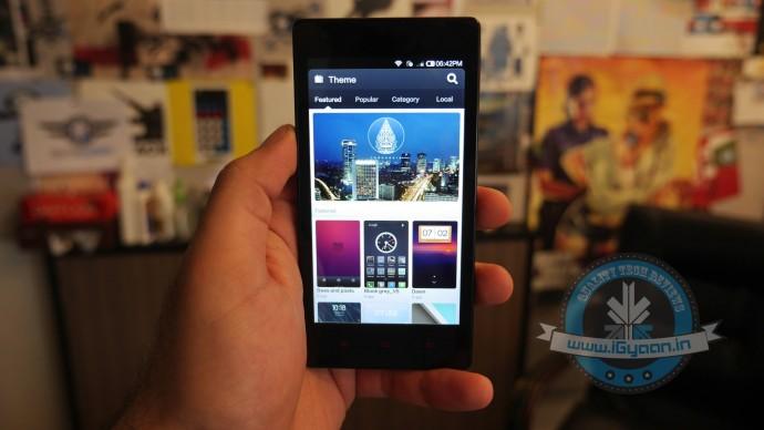 Xiaomi Redmi 1s Unboxing 0