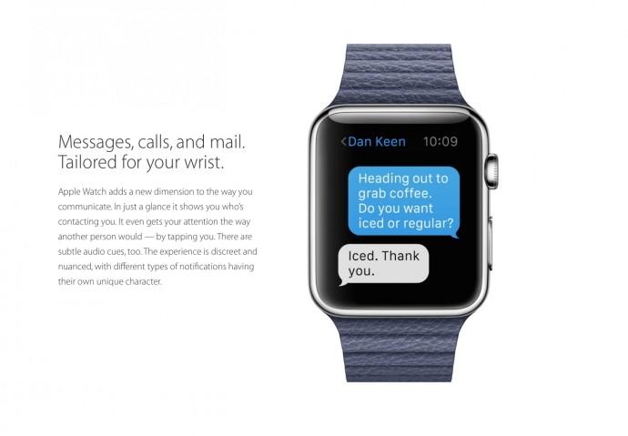 Apple watch Features Design 13