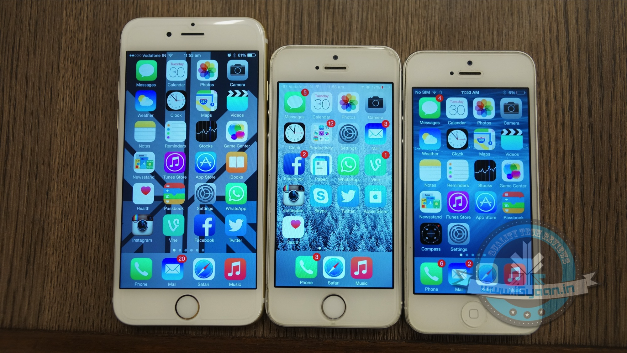 Apple IPhone 6s Mini In 2015