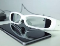 Sony's Augmented Reality Glasses Goes Up for Sale in 10 Countries