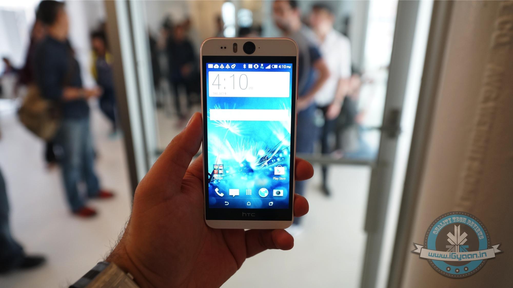 HTC Desire Eye 0