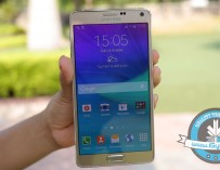Samsung Galaxy Note 4 and Gear S Hands On