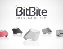 BitBite is Your Mom on the Move, Tells You to Eat Right and Chew Slowly