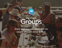 Facebook Makes Groups More Fun With the New App