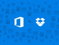 Dropbox Gets Exclusive Real Estate on Microsoft Office Apps
